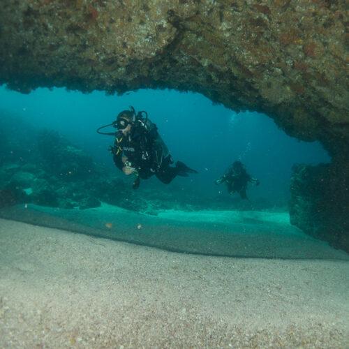 Advancer Adventurer Scuba Diving