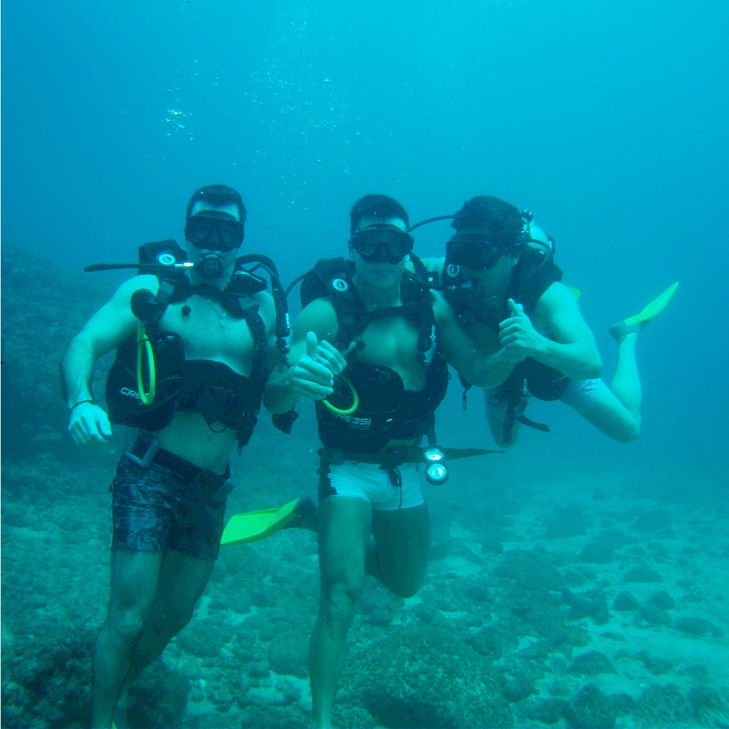 Scuba Diver Certification Silent World Divers