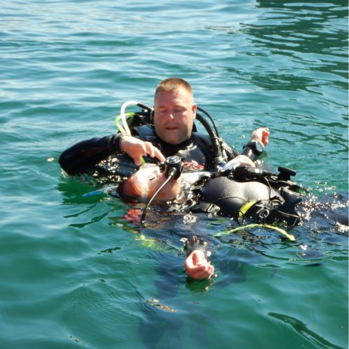 Rescue Diver Certification