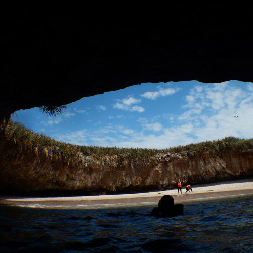 Snorkeling at Islas Marietas