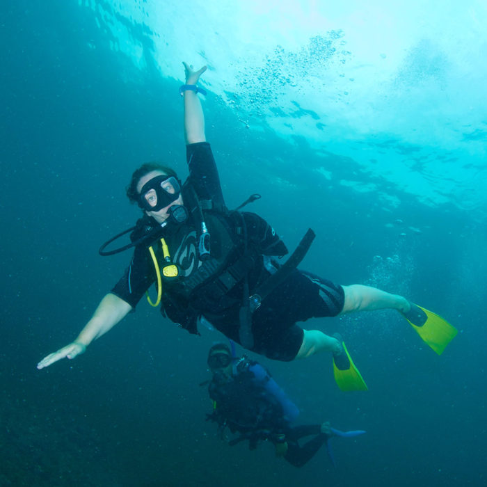 SSI Certification Course Scuba Diving