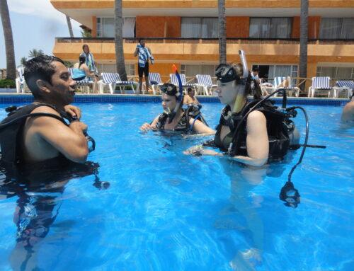 Aprender a Bucear con Silent World Divers (Mundo Silencioso) Buceo Puerto Vallarta